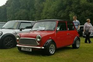1994 Rover mini sprite, tuned twin carb, fully restored. Show car. px/swap