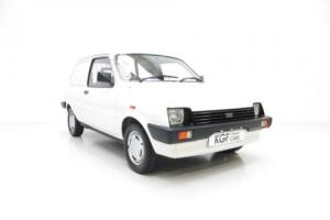 Possibly the Best Existing Austin Metro City 310 Van with Just 16,971 Miles. Photo