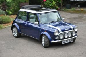 2000 ROVER MINI COOPER SPORT BLUE/GREY Photo