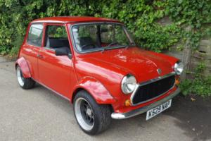 1993 ROVER MINI SPRITE 1275cc only 14000 miles not cooper Photo