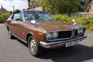 1975 Toyota Mark II Corona Coupe MX20 - MOT - Beautiful & Rare Mini-Muscle Car