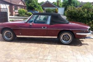 Triumph Stag 1978 3.0L Auto Photo