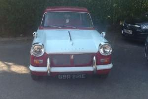 Triumph herald Photo