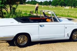 1969 TRIUMPH VITESSE MK2 2LITRE WITH OVERDRIVE Photo