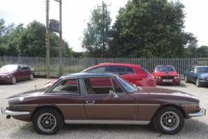 1977 Triumph Stag ** ORIGINAL ENGINE ** DRY STORED FOR MANY YEARS ** Photo