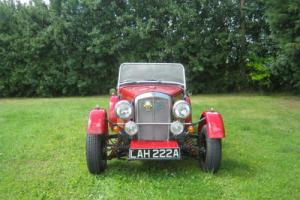 1960 JC BODIED TRIUMPH 13/60 2X2 CHROME WIRES, 12 MONTHS MOT FULL WEATHER GEAR.