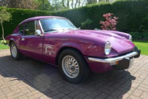Triumph GT6 MkIII ,1974, only 36,000miles , documented history SOLD