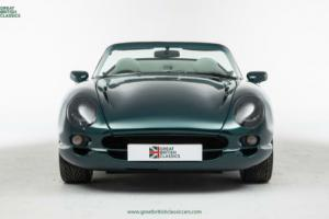 TVR Chimaera 500 // British Cooper Green // 2002
