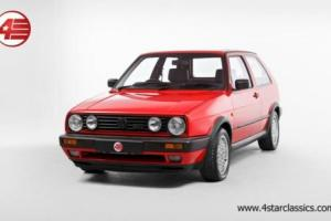 FOR SALE: VW Golf GTi Mk2 3dr 1990