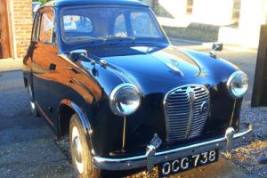 Classic Austin A30 Seven Black Very Original MOT and Tax Exempt NOW SOLD
