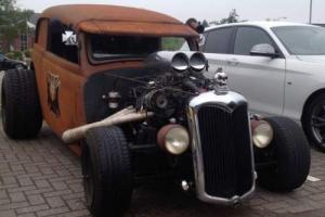 V8 3.5 RAT ROD AWESOME CAR NOT FOR THE SHY RESERVE TYPE