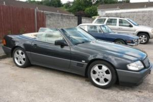 Mercedes 300SL 24 R129 Amg alloys Hard & Soft Top Private plate May take part ex