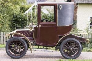 1904 Dedion Bouton 8hp Model 'V' Coupe