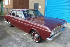 FORD FALCON 200CI 3.3 AUTO 4DR! (1966) BURGUNDY! 45K RESTORED! AMAZING INTERIOR!