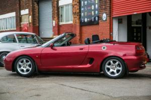 1999 MG MGF RED CONVERTIBLE 1.8 for Sale
