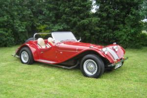 STUNNING 2 SEATER BY THOROUGH BRED CARS!! GREAT LOOKS, GREAT LINES! MORE LISTED