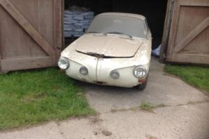 VOLKSWAGEN KARMANN GHIA PROJECT