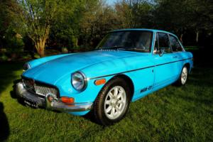 1969 MG B GT ,LHD,Left hand drive,Texas car 33k,uk registered car.holiday home