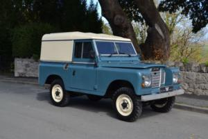 "Land Rover Series 3 88"" 1983 Hardtop 4 Owners SOLD MORE REQUIRED!!"