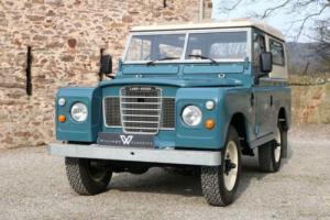 """Land Rover Series 3 88"""" Nut & Bolt Restoration !!SOLD MORE REQUIRED!!"""