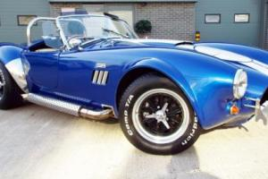2003 AC Cobra 5.7 Pilgrim V8 Muscle Car Sounds Superb Looks Amazing! A Must See!