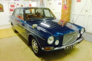 1972 VOLVO 164 3.0 LITRE, RARE MANUAL WITH OVERDRIVE ..SOLD PENDING COLLECTION