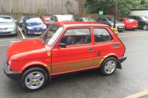 FIAT 126,RARE,MINT CONDITION,,VERY LOW 13K MILES,1 OWNER,RUNS LIKE A DREAM,