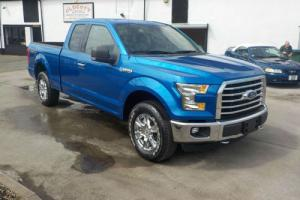 2015 FORD F150 PICK UP 5.0 LITRE AUTO 4X4 NEARLY NEW ONLY 2,000 MILES