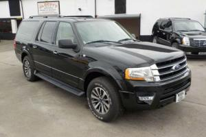2016 FORD EXPEDITION 5.4 LITRE XLT LONG WHEEL BASE 4X4 SUV