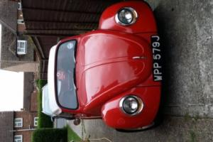 Classic VW Beetle Convertable, wizard roadster