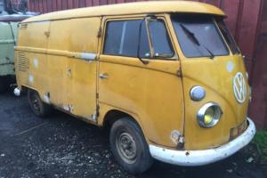 1974 SPLIT SCREEN VAN - RARE MODEL- SPARES OR REPAIRS VW BAY SPLITSCREEN