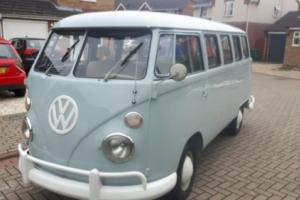 1971 VW SPLITSCREEN 15 WINDOW LHD SOLD ANOTHER BUSES ARRIVE SOON