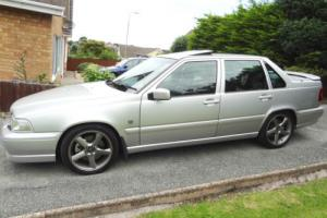 VOLVO S70R MANUAL! Superb Condition, Mystic Silver, STUNNING RARE CAR! T5 T5R Photo