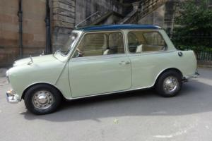 1969 Wolseley HORNET 2Dr MK2 Manual