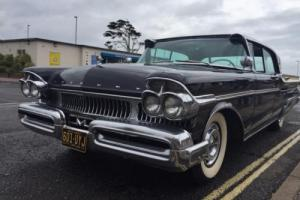 Mercury Turnpike Cruiser PETROL AUTOMATIC 1957/6