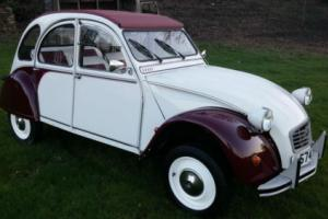 Citroen 2 CV DOLLY DEAX CHEVAUX sorry now sold