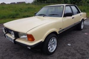 1982 FORD CORTINA 3.0 XR6 - RHD IMPORT - NEVER WELDED