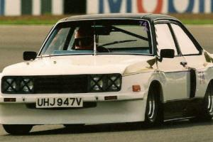 Thunder Saloon Full Spaceframed Racing Ford Escort RS 2000 Mk2 248bhp Road Legal