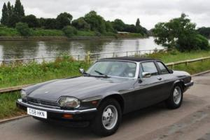 1985 Jaguar XJ-SC V12 Photo