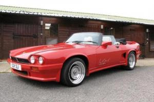 1989 Jaguar Lister XJS Convertible (V12) Photo
