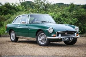 1970 MG BGT Photo