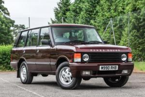 1994 Range Rover Classic LSE Photo