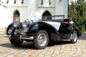 1947 Triumph Roadster (1800cc) Photo