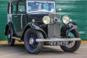 1932 Triumph Super Nine Saloon Photo