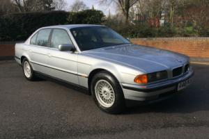 1998 BMW 728I 2.8 AUTOMATIC SALOON, ONLY 106K MILES, 3 OWNERS, FSH, STUNNING CAR