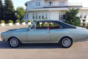 Opel Record C coupe 1967