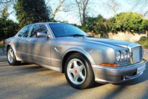 1999 Bentley Continental R by Mulliner Park Ward