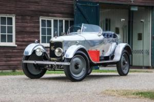 1922 AC 12/40 boat-tailed sports