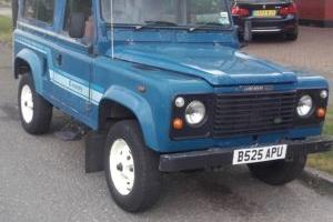 Land Rover Defender 1984 County model