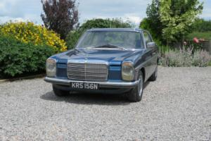 Mercedes Benz 280CE Coupe W114